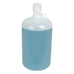 1 Gallon/4 Liter Nalgene™ Large Lab Quality Narrow Mouth LDPE Bottle