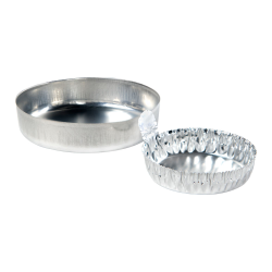 Disposable Aluminum Weighing Dishes