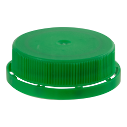 Green 38mm Single Thread Cap