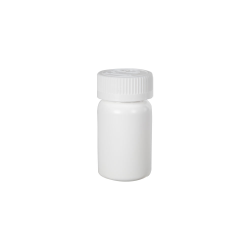 50cc/1.7 oz. White Packer with 33/400 CRC Cap