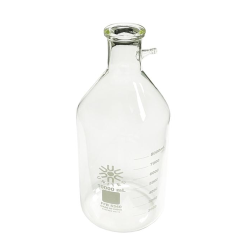 Large Volume Filtering Flask