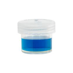 2 oz./60mL Nalgene™ Straight Sided Polymethylpentene Jar with b53mm Cap