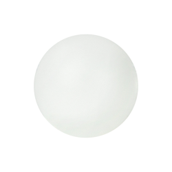 "7/16"" Polypropylene Solid Plastic Ball"