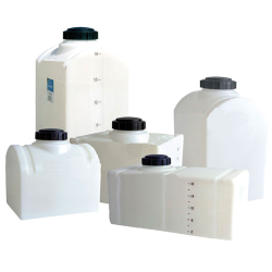 Applicator Tanks with Sump