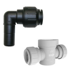 John Guest® CTS Twist & Lock Fittings