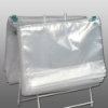 "11"" x 7"" x 1.5 mil Seal Top Deli Bags"