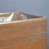 "12"" x 10"" x 24"" x 1.5 mil Clear Meat Box Liners"