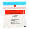 "10"" x 10"" x 1.8mil Lab-Loc® Specimen Bags with Removable Biohazard Symbol"
