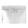 """8"""" W x 6"""" L + 2.63"""" White Exit Child Resistant Bags"""