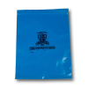 "4 mil 10"" x 12"" Blue ARMOR POLY™ Ziptop Bags"