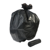 "48"" x 43"" Black High Density Trash Liners"