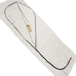 "36"" x 90"" 8 mil Medium Duty Body Bag  with Toe Tags"