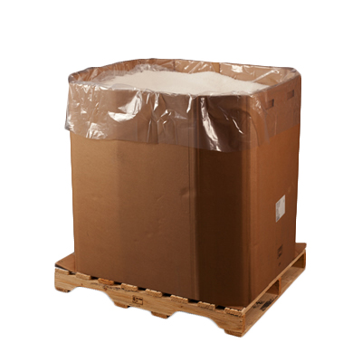 Bin & Gaylord Liners/Pallet Top Covers - Gusseted Bags