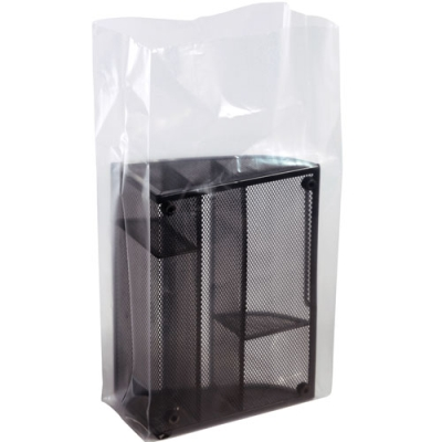 Polyethylene Gusset Plastic Bags