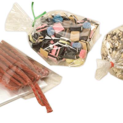 Polypropylene Flat Bags