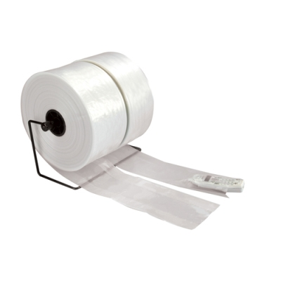 Polyethylene Gusset Bags on a Roll