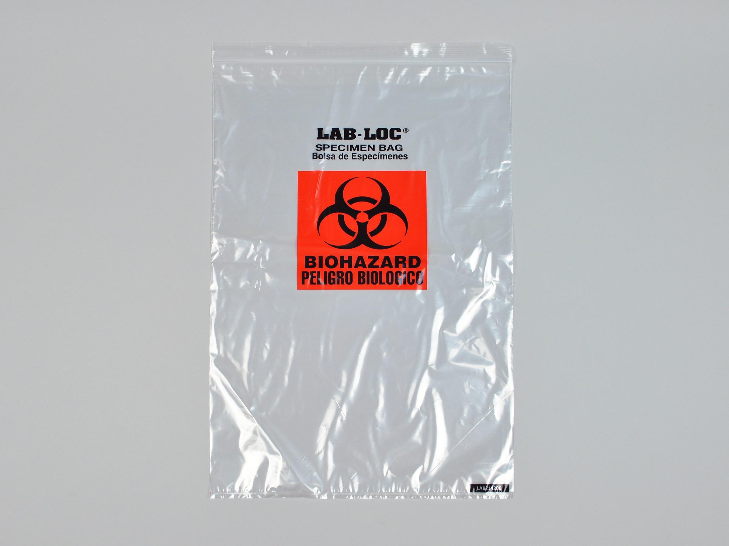 Lab-Loc® Large Specimen Bags