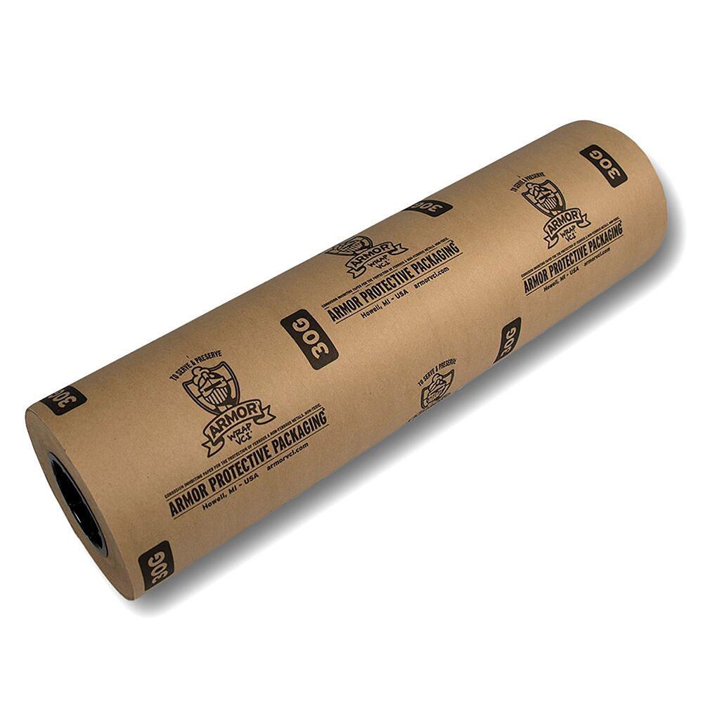 """36"""" x 200 Yards ARMOR WRAP™ 30W Paper Rolls"""