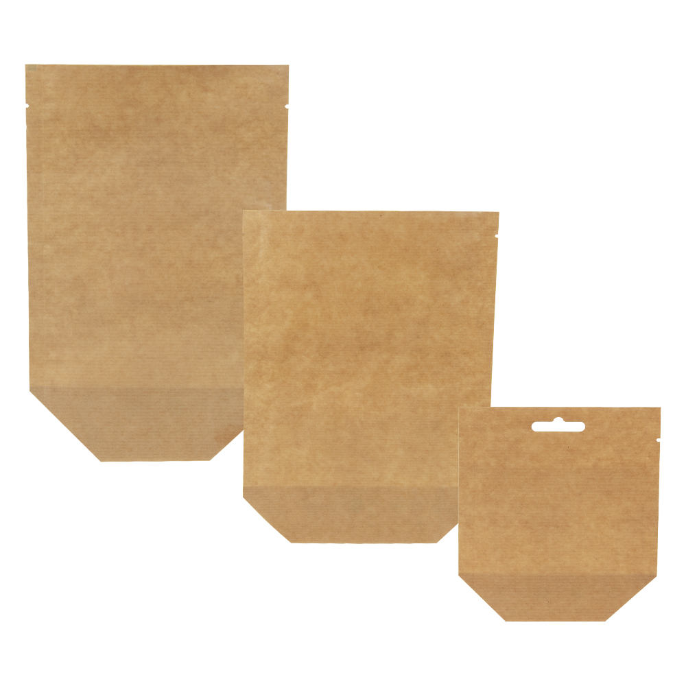 COMPOSTA™ Stand-Up Pouches