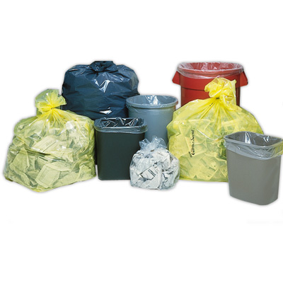 Rubbermaid® Tuffmade Polyliner®  Plastic Bags