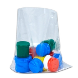 4 mil Flat Polyethylene Plastic Bags