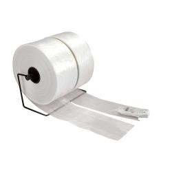 Polyethylene Gusset Bags on a Roll