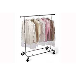 "72"" L x 21"" W x 4"" Depth Garment Bag"