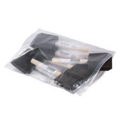 "16"" x 16"" Clear Slide Seal Bag"