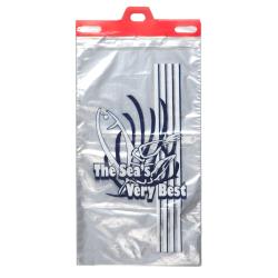 "12"" x 18"" LDPE Printed Seafood Bags"