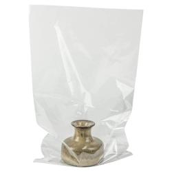 "11"" L x 6"" W 80 Gauge Clear PVC Shrink Bags - Box of 500"