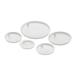 58mm PP Tabbed Jar Disc