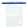 "6"" x 9"" x 3 mil 24 oz. Whirl-Pak Sampling Bags with Blue Tapes & Write-On Blocks"