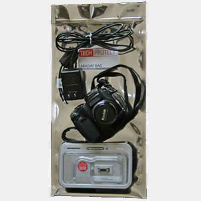 "8"" W x 16"" L Medium Faraday EMP Bag"