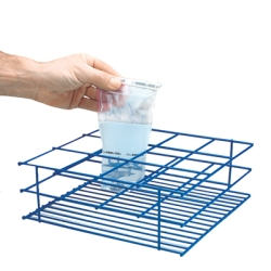 """12 Compartment Carrying Rack - 10""""L X 10""""W X 3-1/2""""H"""