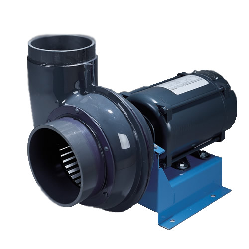 Direct Drive Blowers Product : Pp pvc direct drive lab blower with hp rpm