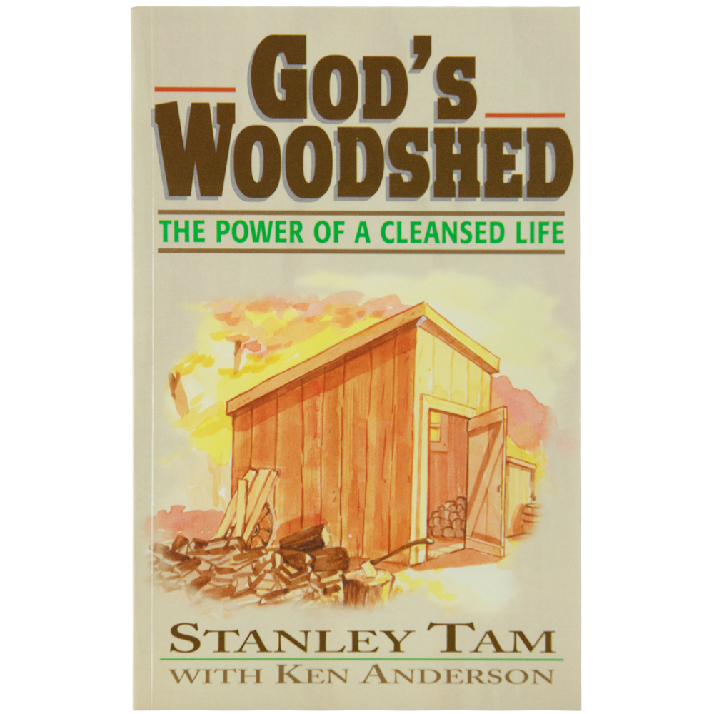 God's Woodshed By Dr. R. Stanley Tam