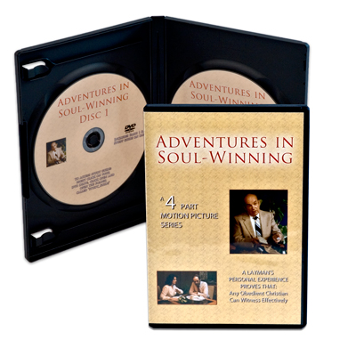 Adventures In Soul-Winning 4 Part DVD