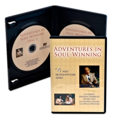 Adventures In Soul-Winning 4 Part DVD