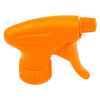 "28/400 Orange Contour® Sprayer with 9-7/8"" Dip Tube (Bottle Sold Separately)"