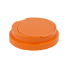 orange cap for towel wipe canister