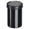 1000mL Black HDPE Packo Jar with Lid