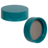 33/400 Green Melamine Cap with F217 & PTFE Liner