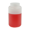 66.6 oz. Wide Mouth Round HDPE Jar 89/400 Neck  (Cap Sold Separately)