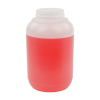 128 oz. Wide Mouth Round HDPE Jar 89/400 Neck  (Cap Sold Separately)