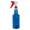 Clear PVC Spray Bottles