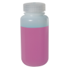 8 oz./250mL Nalgene™ Wide Mouth Pass-Port IP2 HDPE Shipping Bottle with 43mm Cap
