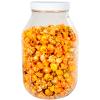 128 oz. (1 Gallon) Clear PET Jar with 100/400 Cap