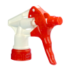 "28/400 Red & White Model 250™ Sprayer with 8"" Dip Tube"