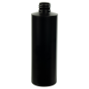 8 oz. Black Cylindrical Sample Bottle with 24/410 Neck (Cap Sold Separately)