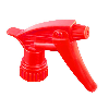 "28/400 Red Sprayer with 9-1/4"" Dip Tube (Bottle Sold Separately)"